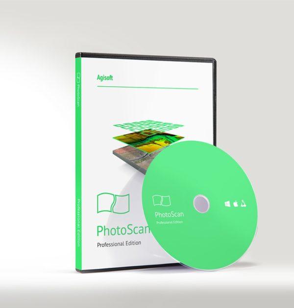 Agisoft Photoscan Professional Edition