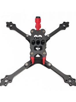 Dji Fpv telaio drone racing rosso
